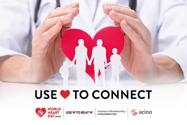 <!--                -->                Acino підтримує Всесвітній день серця 2021 як генеральний спонсор